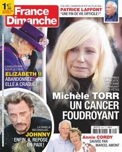 France Dimanche - 17 janvier 2020