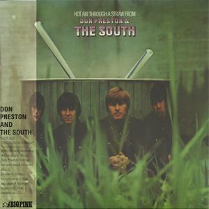 Don Preston & The South - Hot Air Through A Straw (1969) {2017 Big Pink South Korea}