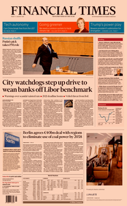 Financial Times UK – 17 January 2020