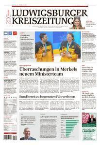 Ludwigsburger Kreiszeitung - 27. Februar 2018