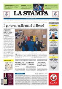 La Stampa Roma - 18 Settembre 2019