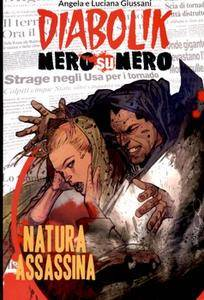 Diabolik Nero su Nero - Volume 54 - Antura Assassina (2015)