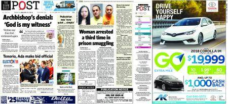 The Guam Daily Post – January 19, 2018