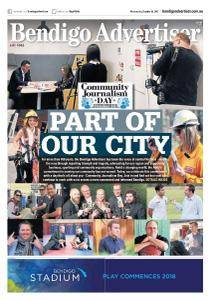 Bendigo Advertiser - October 18, 2017