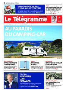 Le Télégramme Brest – 31 mai 2020