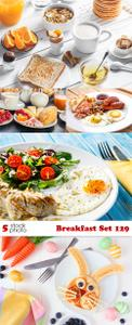 Photos - Breakfast Set 129