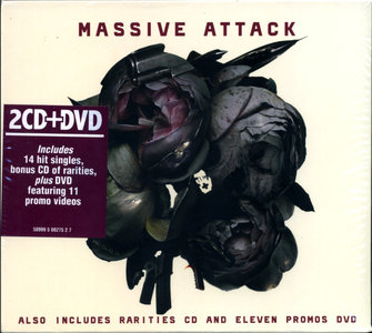 Massive Attack - Collected (2006) 2CD+DVD Edition [Re-Up]