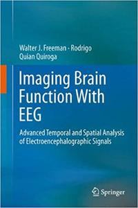 Imaging Brain Function With EEG: Advanced Temporal and Spatial Analysis of Electroencephalographic Signals