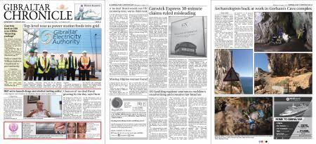 Gibraltar Chronicle – 01 August 2018