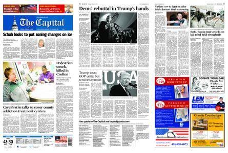 The Capital – February 06, 2018