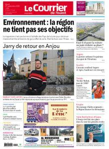 Le Courrier de l'Ouest Angers – 29 septembre 2020