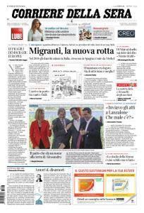 Corriere della Sera - 18 Giugno 2018