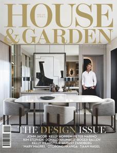Condé Nast House & Garden - January 2020