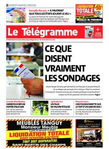Le Télégramme Brest Abers Iroise – 12 octobre 2021