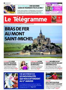 Le Télégramme Brest – 30 décembre 2019
