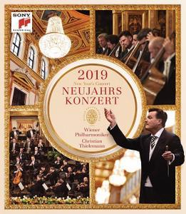 Christian Thielemann, Wiener Philharmoniker - Neujahrskonzert 2019 [Blu-Ray]