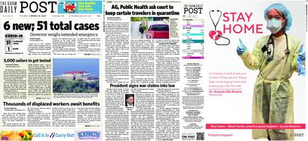 The Guam Daily Post – March 28, 2020