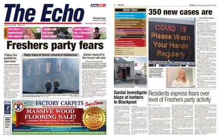 Evening Echo – September 30, 2020