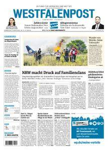 Westfalenpost Wetter - 02. August 2018
