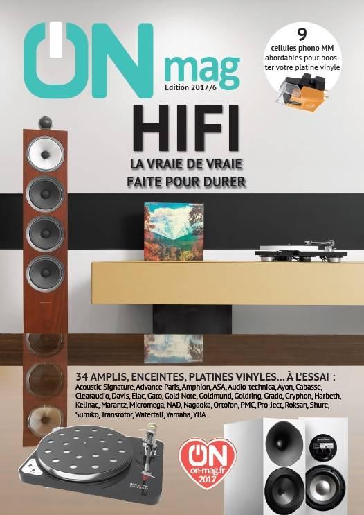 ON Magazine - Guide Hifi 2017
