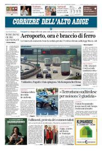 Corriere dell'Alto Adige – 16 gennaio 2019