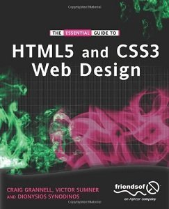 The Essential Guide to HTML5 and CSS3 Web Design (repost)