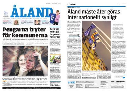 Ålandstidningen – 09 november 2018