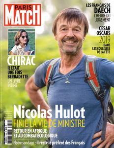 Paris Match - 28 février 2019