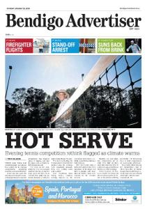 Bendigo Advertiser - January 20, 2020