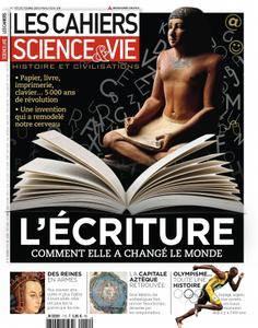 Les Cahiers de Science & Vie - octobre 2017