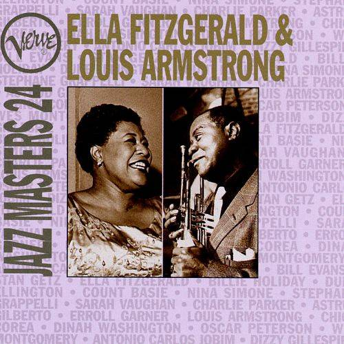 Ella Fitzgerald & Louis Armstrong - Verve Jazz Masters 24 (1994)