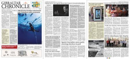 Gibraltar Chronicle – 26 September 2018