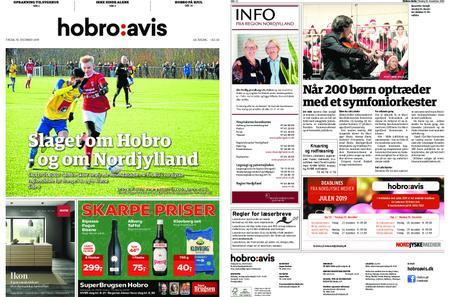 Hobro Avis – 10. december 2019