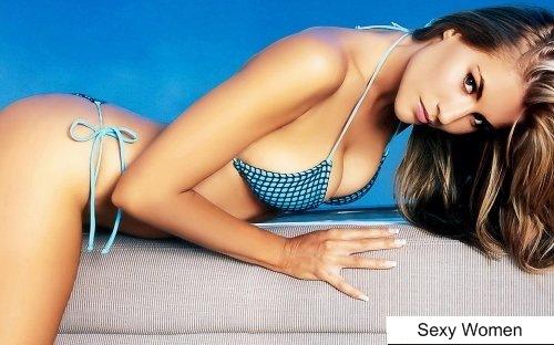 Hot & Sexy Women Widescreen HD Wallpapers #7