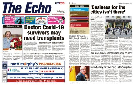 Evening Echo – July 01, 2020