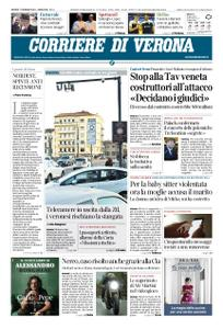 Corriere di Verona – 17 gennaio 2019