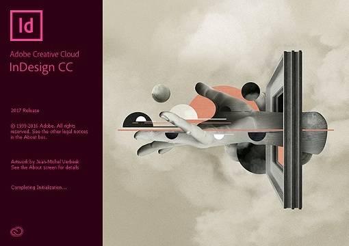 Adobe InDesign CC 2017 12.1.0 (x86/x64)