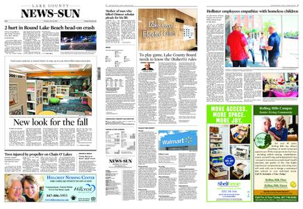Lake County News-Sun – July 16, 2019