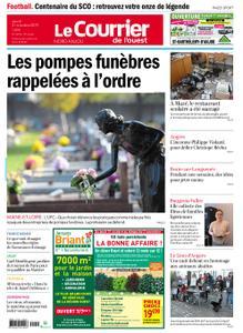 Le Courrier de l'Ouest Nord Anjou – 31 octobre 2019