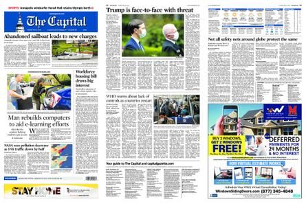 The Capital – May 12, 2020