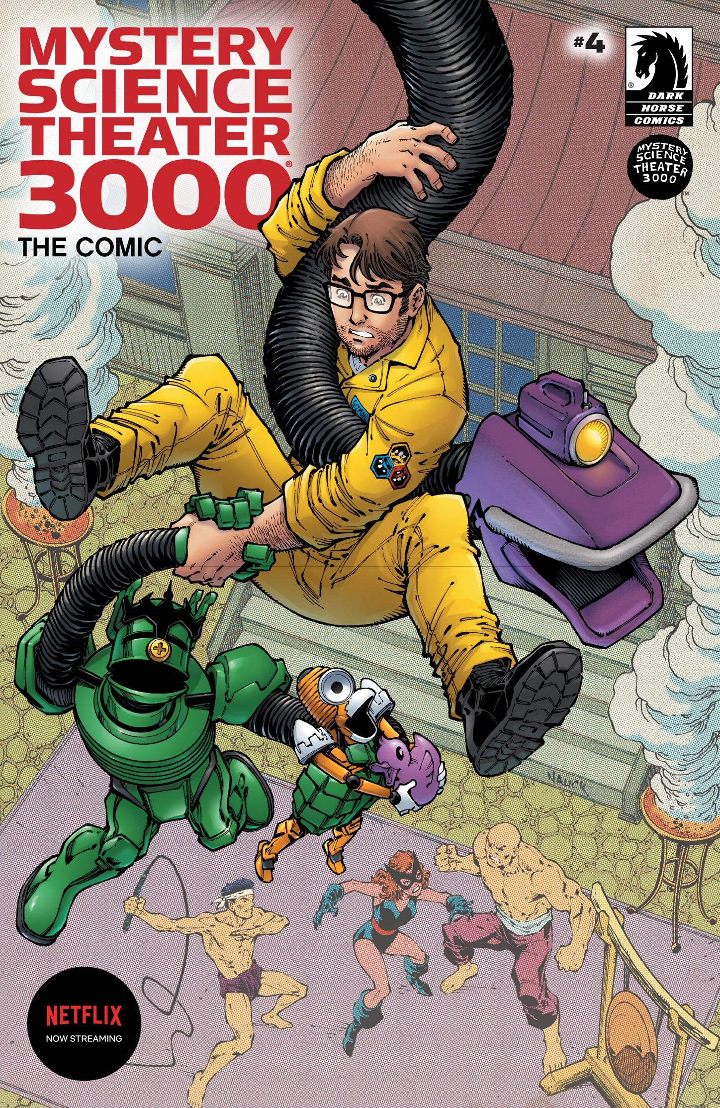 Mystery Science Theater 3000-The Comic 004 2019 digital Son of Ultron