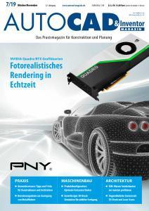 Autocad & Inventor Magazin - Oktober-November 2019