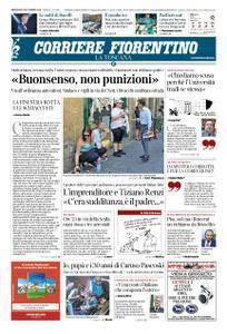 Corriere Fiorentino La Toscana – 05 settembre 2018
