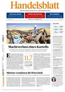 Handelsblatt - 04. Dezember 2018