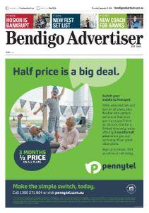 Bendigo Advertiser - September 27, 2018