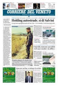 Corriere del Veneto Padova e Rovigo - 23 Agosto 2018
