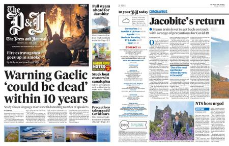 The Press and Journal Moray – July 02, 2020