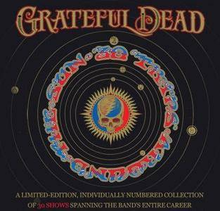 Grateful Dead - 30 Trips Around the Sun (80 CD) (2015)