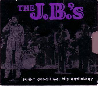 The J.B.'s - Funky Good Time: The Anthology (2CD) (1995) {Polydor Chronicles} **[RE-UP]**