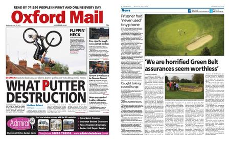 Oxford Mail – July 17, 2019